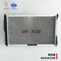 Aluminun radiator for DAEWOO LANOS with OE P96182261(DL-B081)