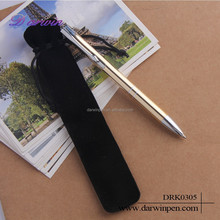 Top selling products 2015 stylish metal pen push ball pen