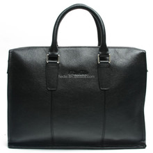 CSLRB090-001 New products 2015 custom document neoprene laptop case men genuine leather laptop bag