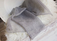 Newborn Baby Boy Girl Soft Mohair Wrap Crochet Handmade