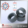 High quality neodymium magnet radial ring magnet with Epoxy Coating !