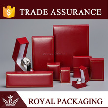 Luxury hot sale plastic watch box