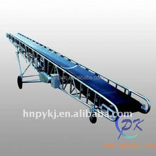 Height Adjustable Agriculture, Chemicals, Construction,Metallurgy Movable Belt Conveyor