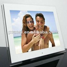 """MP3 music picture video 15 inch 2015 latest digital photo frame 15"""" digital photo frame with hd video player"""