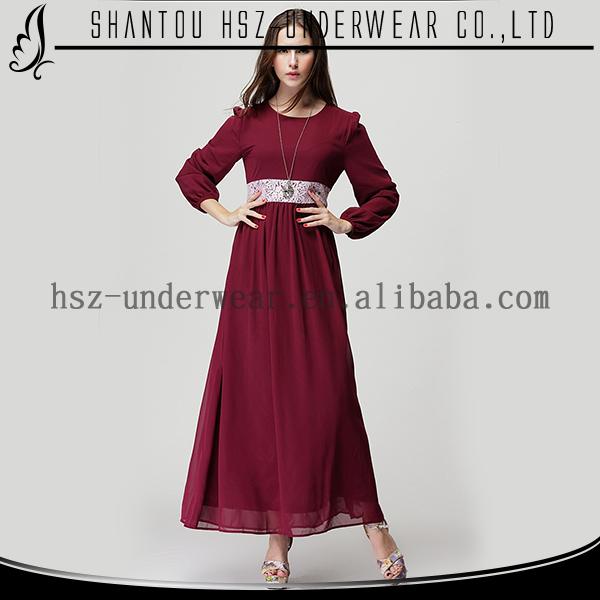 Modern Arabic Dress