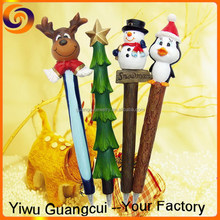 2016 Resin crafts christmas ball point pen