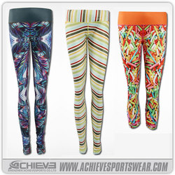 custom womens yoga pants fitness tight yoga pants