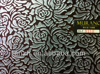 3D Wood mdf carved decorative wall panel