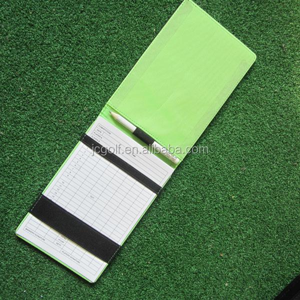 Yardage Book Cover Diy ~ Golf scorecard yardage book cover holder buy