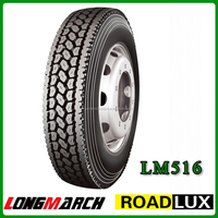 Roadlux Truck Tire 295 75R22.5 for sale with quality guarantee
