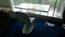 Alto-brillo Moderno Muebles escritorio de computadora
