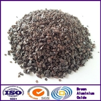 High quality factory price brown natural corundum/Brown Fused Alumina For Abrasives & Refractory