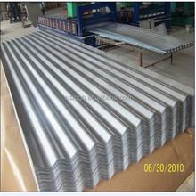 galvanized/gi/zinc coated corrugated metal roofing sheet