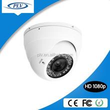 Hot new external varifocal lens waterproof indoor dome cctv p2p ip 2mp full hd ir camera