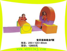 Multifunction&Combination Kids Soft Play toys soft play entertainment for kindergarten
