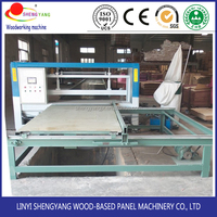 1830*3220mm plywood forming machine/plywood composer machine