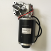Alibaba China supplier 59mm small worm gear motor with 48cpr encoder