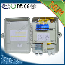 N Hangzhou FTTH Outdoor 12 Cores Fiber Optic Networking Tool Kit