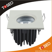 IP65 Fire rated 11W COB led spot downlight