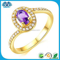 Newest Fashion Indian Ladies Gold Finger Ring