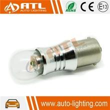 Factory price 5W 12V-24V glass cover, T20,S25, car light led bulbs