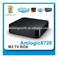 android 4.0 media player google tv box