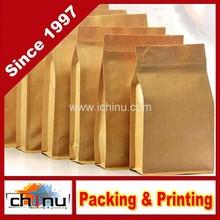 Square Bottom Kraft Paper Bag (220115)