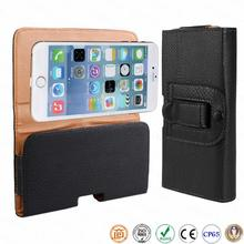 5.5 inch wallet style leather bumper wholesale cell phone case shoulder bag for iPhone 6 plus