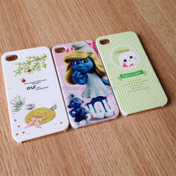 pretty pattern mobile phone case for girls