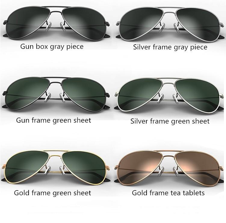 Женские солнцезащитные очки 3025