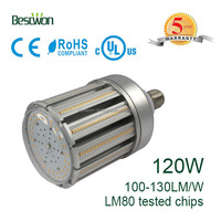 20w 30w 40w 60w 80w 100w 120w led lamp 360 degree led corn light UL