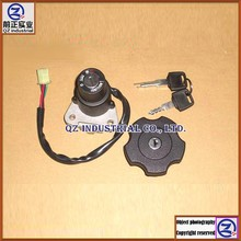 New and original quality for QINGQI SUZUKI the second generation 200CC motorcycle electric lock kit