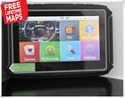 """Nova IPX7 chegada 4.3 """" motocicleta impermeável GPS Bluetooth navegação GPS Navigator 8 GB mapa"""