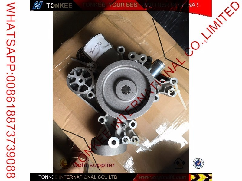 04901742 for volvo 350D water pump and D8K water pump  (2).jpg