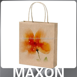 China supplier beautiful!!! small jewelry paper bags for lady