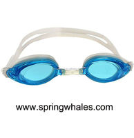 easy adjust swimming goggles,swimming mask and snorkel,cartoon kids swimming goggle