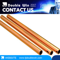 copper pipe insulation air conditioner with best price per kg with kinds of size