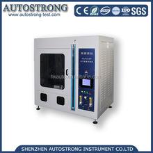 UL94 IEC60695 horizontal and vertical flammability testing chamber