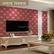 Noble wallpaper /house design for bedroom/type home interior wallpaper
