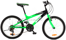 20 inch boys bike / kids mountain bike / children bicycle for 10 years old child