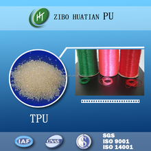 Polyurethane elastic tpu tape making tpu raw material