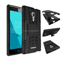 Best selling products PC+TPU Rugged Hard Robot Back Cover kickstand case for Alcatel One Touch Flash 2 made in china