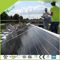 Polysilicon silicon solar panel (Factory price,with CE TUV ISO )