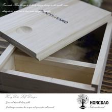 HONGDAO fancy wooden box,wooden box for photographer