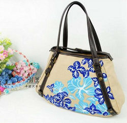 Casual Canvas Tote Bag / Shoulder bag / handbag