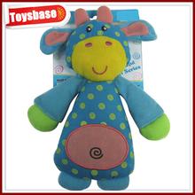 Stuffed toy animal mini pig toy
