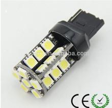 High quality 32 x 5050 9w T20 auto led stop turn light