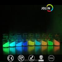 phosphorescence powder, glow in dark string, fluorescent paint pigmento