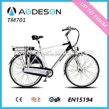 electric bicycle with V brake,electric bike with 36v motor and battery