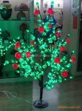 all kinds of color led fruit tree light H1.2*1meter,480 LED garden lighting Christmas decorations